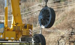 Bullwheel Installation