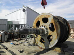 Refurbishment of Slope Hoist Drum