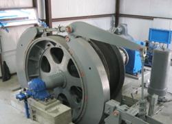 Slope Hoist Mechanical Installation-1