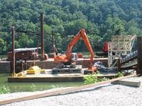 Barge Unloading System