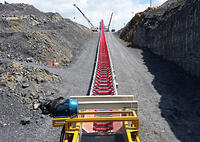 Coal Skip Installation