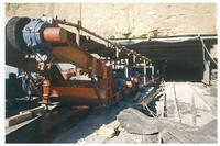 Mine Drive Installation