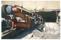 Mine Drive Installation