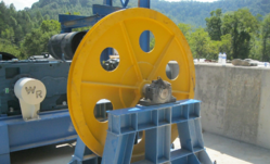 Slope Hoist Deflection Sheave