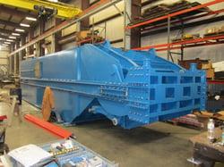25 Ton Skip Fabrication