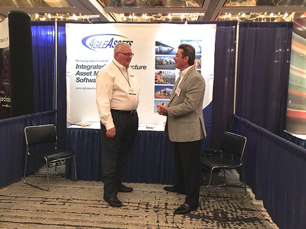 Bob Letzeisen visits Agile Assets at NATMEC 2016