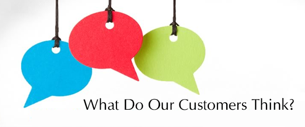 What Do Our Customers Think?