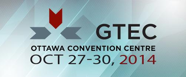 Bonjour From the 2014 Government Technology Exhibition and Conference (GTEC)