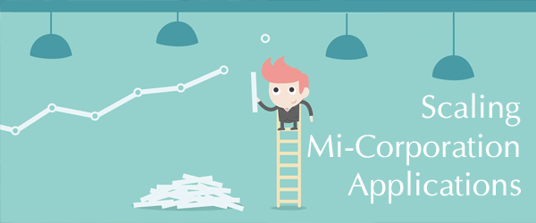 Scaling Mi-Corporation Applications