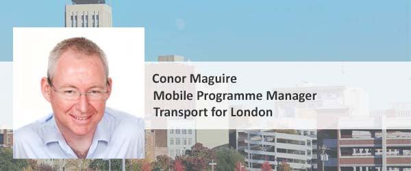 Mobility Summit Speaker Spotlight: Conor Mcguire