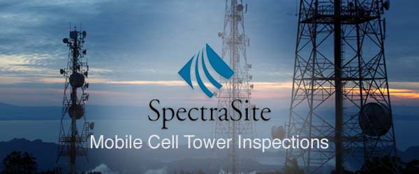 SpectraSite Mobile Cell Tower Inspections
