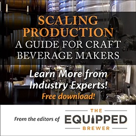 Scaling Production: A Guide for Craft Beverage Makers