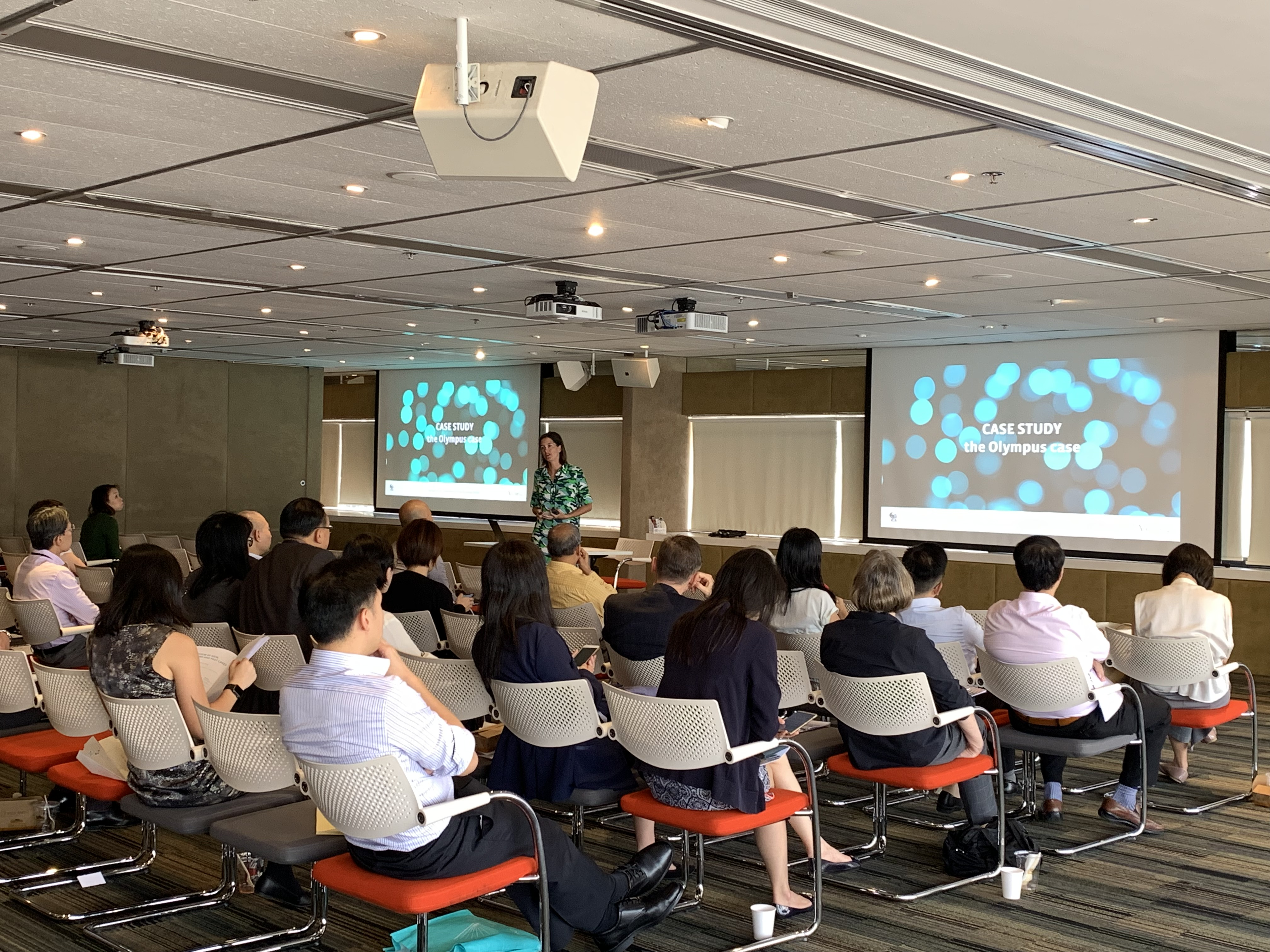 Deminor Recovery Services co-hosted a seminar in Hong Kong about investment recovery opportunities in Asia