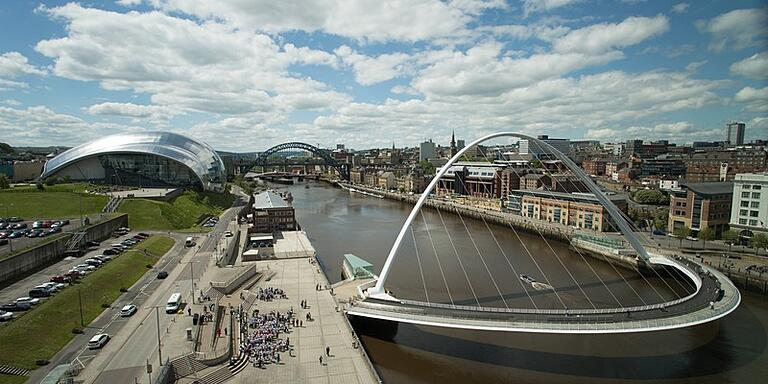 What makes Newcastle University in the UK special?
