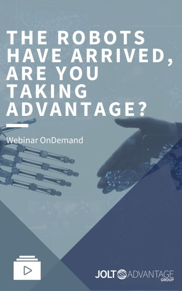 Webinar Cover - The Robots are Here