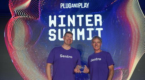 We win Insurtech People's Choice award at Plug and Play Winter Summit!