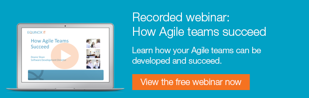 Using A Working Agreement In Your Agile Development Team