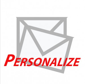 Direct Mail Matters-- So Make it Personal