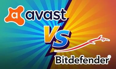 Bitdefender vs Avast