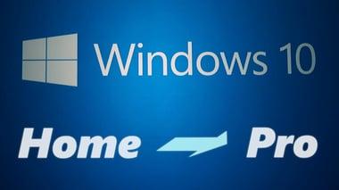 Tutorial para actualizar Windows 10 Home a Pro muy fácilmente
