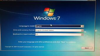 Como Instalar Windows 7 Professional paso a paso