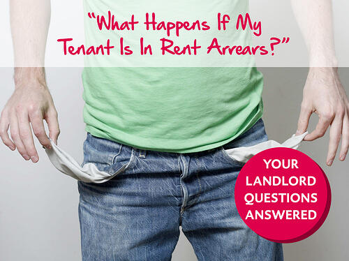 landlord advice rent arrears