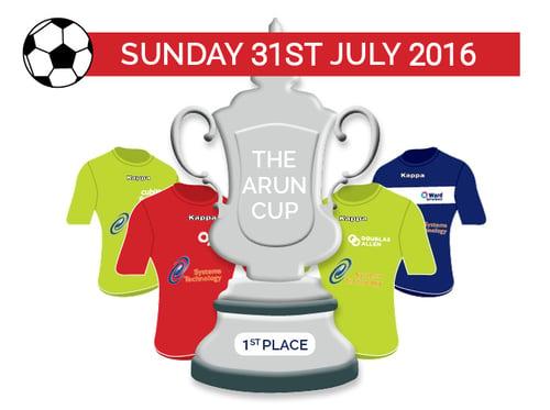 Ward & Partners Arun Cup