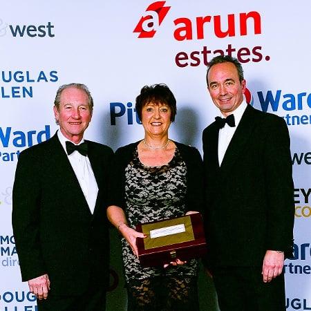 Jane Baker, Award Winning sales progressor from the Larkfield branch of Ward and Partners