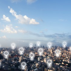 Targeting and Tracking Using Location Data