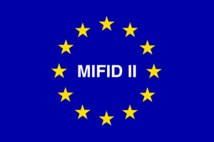 eu flag bright blue_Mifid 2