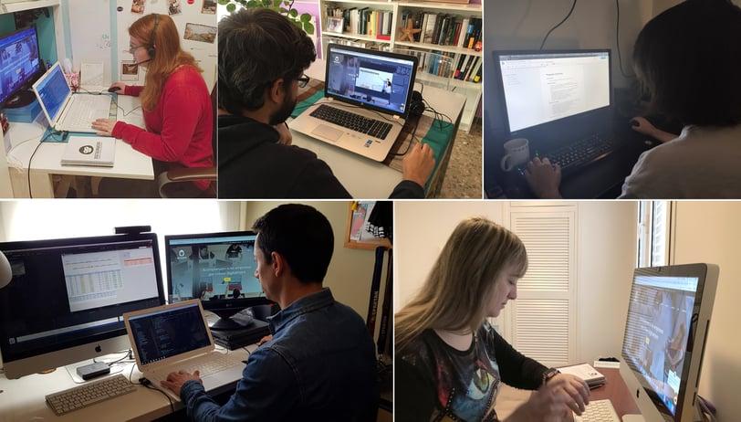 DigitalMakers i el treball en remot