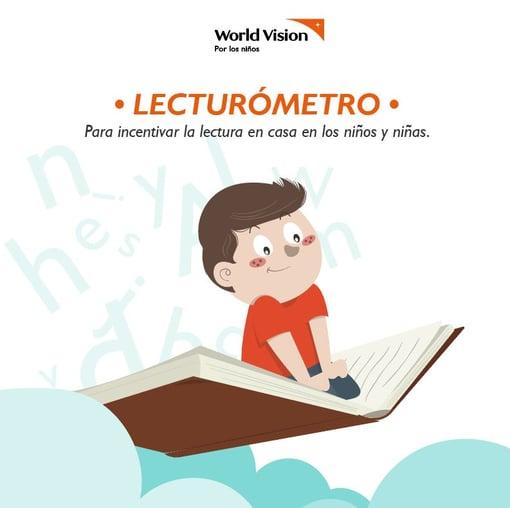 Lecturómetro World Vision Perú