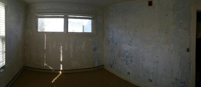 How To Wallpaper Removal Wall Restoration
