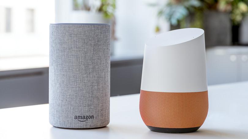 Les objets connectés Ubiwizz sont compatibles google Home et Amazon Alexa