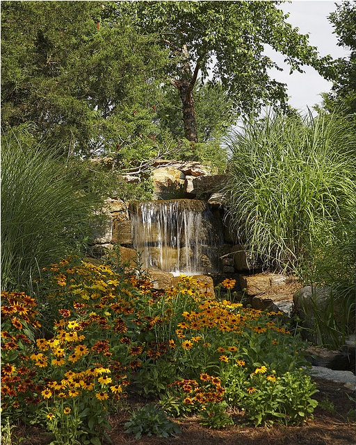 Landscaping Overland Park Ks : Landscaping ideas from overland park arboretum botanical gardens