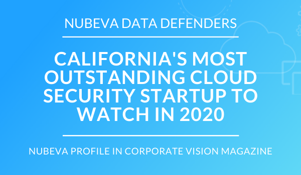 Outstanding Cloud Security Startup to Watch