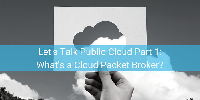 Let's Talk Public Cloud