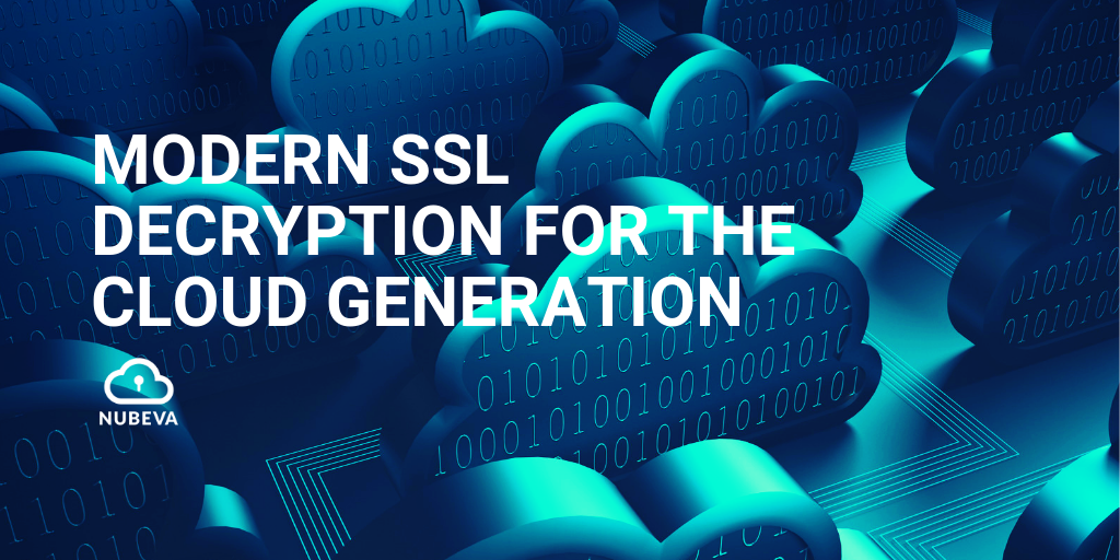 Twitter Modern SSL Decryption for the Cloud Generation (1)