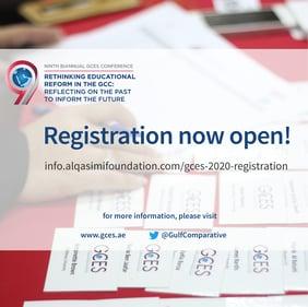 GCES registration