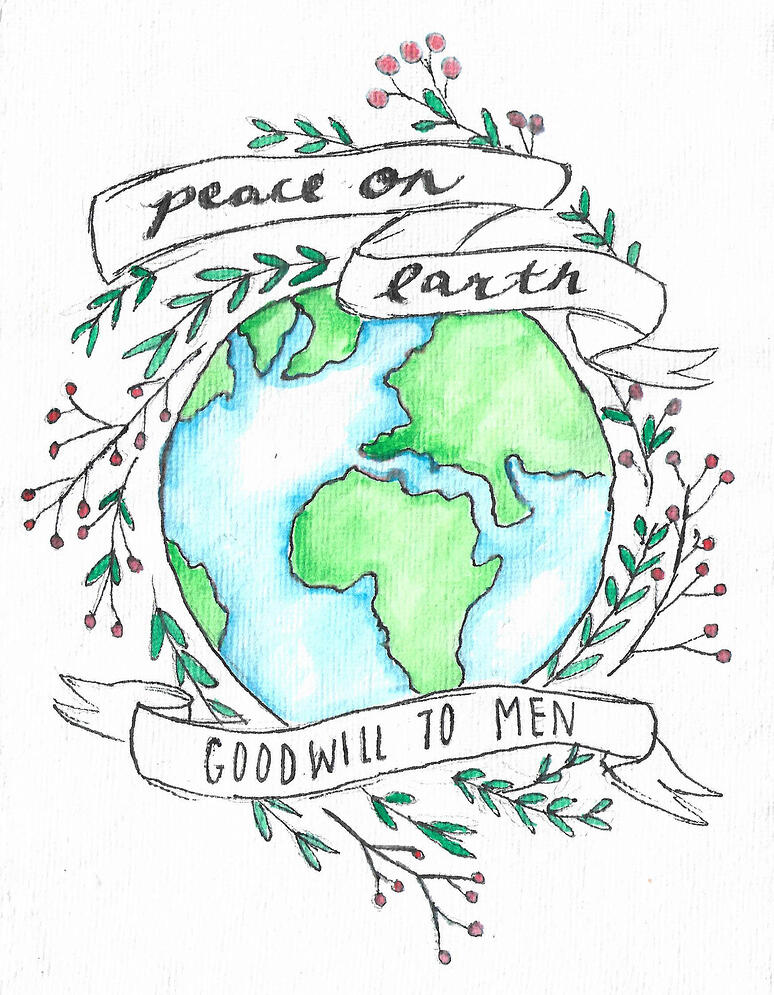 Peace on Earth: A Christmas Homily