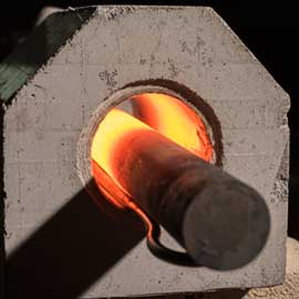 forge par induction