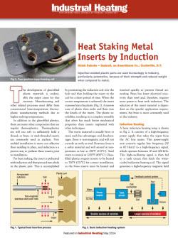 Metall-Plastik-Verbindung