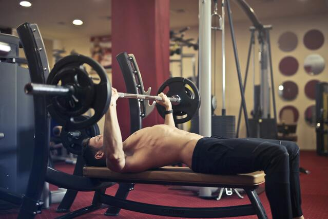 Body Toning Series Chest