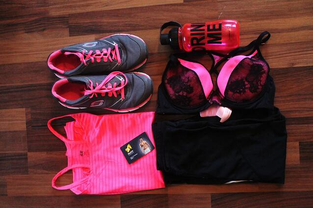 Have you got everything you need for gym
