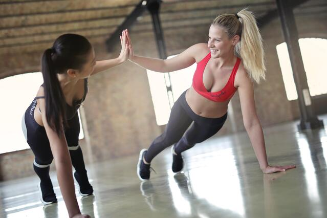 How to get lean and happy with your body-min