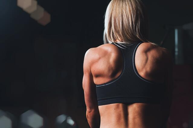 Is a toned physique genetic