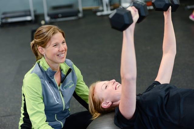 Overcoming gym intimdation