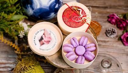 CVG Macaron Gift Box (Bamboo Box)-2