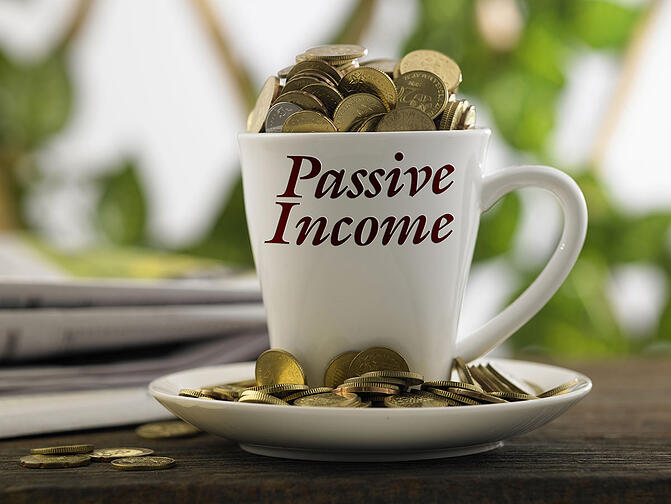 Some Benefits of Passive Income