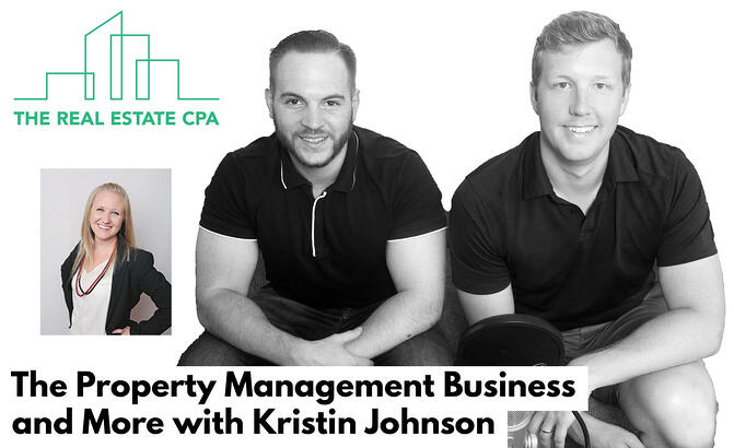 30. The Property Management Business and More with Kristin Johnson